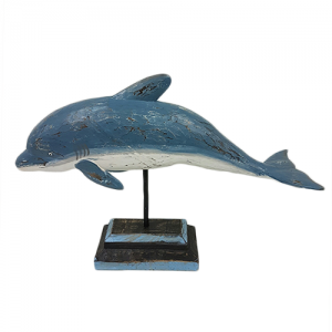DOLPHIN ON STAND
