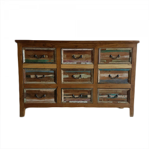 CHEST 9 DRAWERS