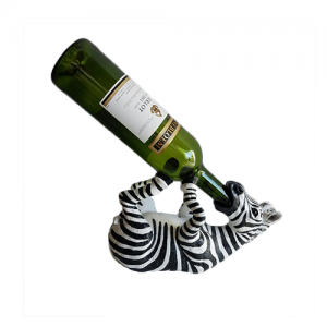 BOTTLE HOLDER ZEBRA