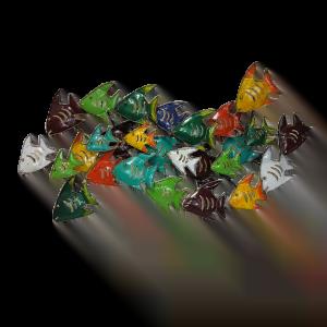 FISH PANEL METAL