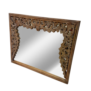 MIRROR CARVED