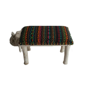 FOOTSTOOL ELEPHANT