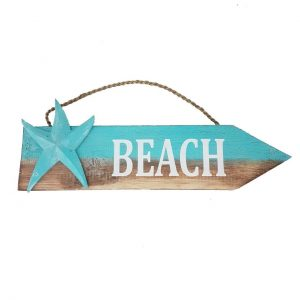BEACH ARROW