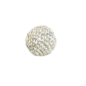 BALL SHELL SMALL  BEIGE