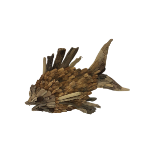 FISH DRIFTWOOD 1m