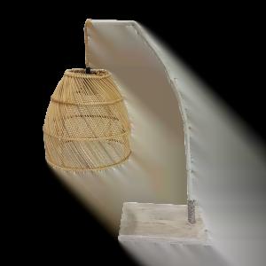 LAMP BAMBOO 60cm