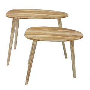 SCANDI TABLE NEST 2 LARGE