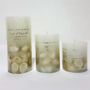 CANDLE SHELLS S