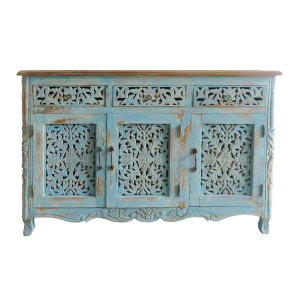 SIDEBOARD ORNATE BLUES