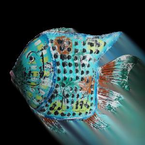 FISH METAL