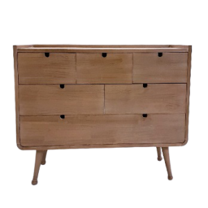 CHEST DRAWERS OAK