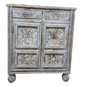 CABINET ORNATE CARVING