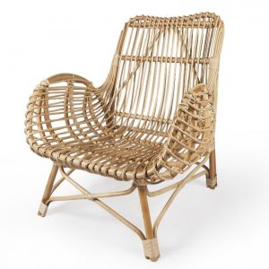 CHAIR RATTAN DOUBLE WEAVE