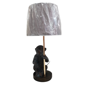 LAMP MONKEY SITTING