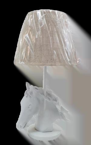 LAMP HORSE HEAD