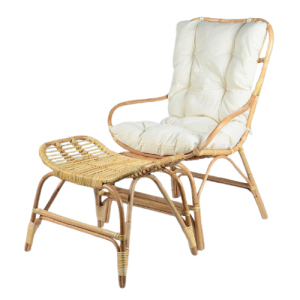 CHAIR ONLY RATTAN