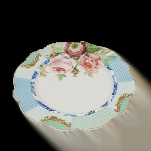 DINNER PLATE JENNA CLIFFORD ITALIAN ROSE