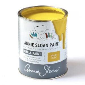 Annie Sloan English Yellow